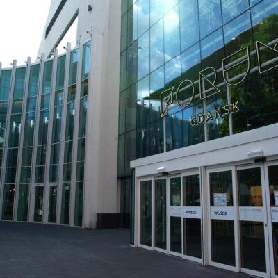 Zdjęcie Galerii Forum Gdańsk-wejście