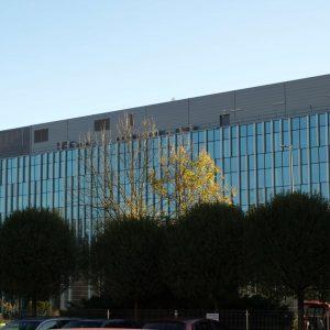 Zdjęcia biurowca G8 w Krakowie