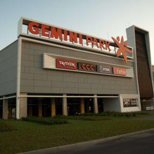 Zdjęcie Gemini Park -galeria handlowa w Tychach