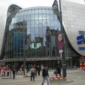 Zdjęcie Galerii Katowice - wejście