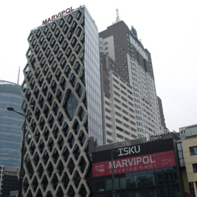 Zdjęcie Prosta Tower w Warszawie