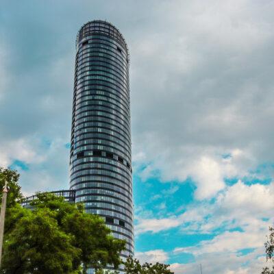 Zdjęcie Sky Tower we Wrocławiu