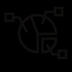 Ikona obrazująca rodzaje wykonanych obiektów budowlanych