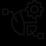 Ikona obrazująca stosowane systemy